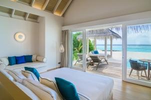 Baglioni Resort Maldives - Pool Beach Villa