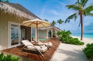 Baglioni Resort Maldives - Pool Suite Beach Villa