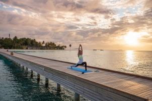 Baglioni Resort Maldives - Yoga