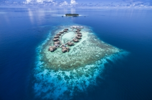 Raffles Maldives - Island Overview