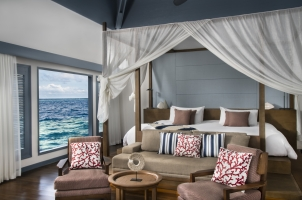 Raffles Maldives - Overwater Villa