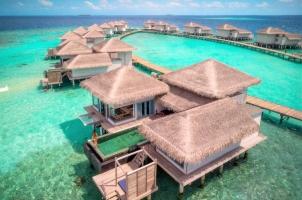 Raffles Maldives - Overwater