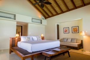The Residence Dhigurah - Bedroom