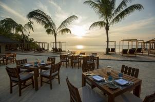 The Residence Dhigurah - Café del Sol