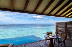 The Residence Dhigurah - Overwater Villa
