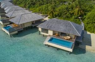 The Residence Dhigurah - Lagoon Pool Villa