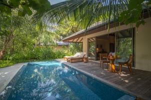 The Residence Dhigurah - Beach Pool Villa