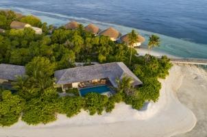 The Residence Dhigurah - Two Bedroom Beach Villa