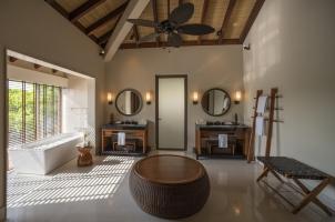 The Residence Dhigurah - Two Bedroom Beach Pool Villa