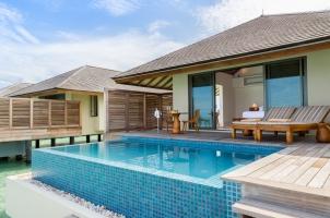 The Residence Dhigurah - Water Pool Villa