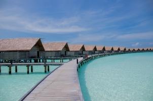 COMO Cocoa Island - Overwater Villa