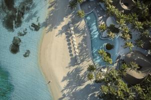 COMO Maalifushi Malediven - Beach & Pool