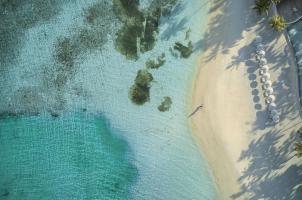 COMO Maalifushi Malediven - Beach