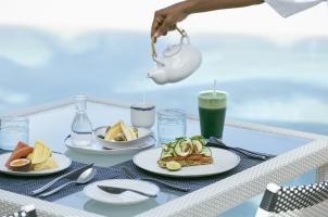 COMO Maalifushi Malediven - Breakfast