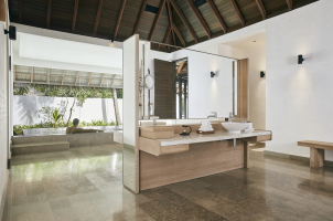 COMO Maalifushi Malediven - Relaxation Room