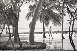 COMO Maalifushi Malediven - Walking