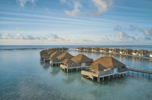 COMO Maalifushi Malediven - Water Villas