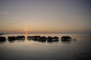 COMO Maalifushi Malediven - Watervillas Sunset