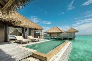 Maledives COMO Maalifushi - Water Villa