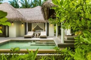 Maledives COMO Maalifushi - Beach Villa