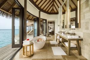 Maledives COMO Maalifushi - COMO Villa