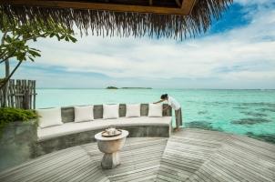 Maledives COMO Maalifushi - Single Treatment Room