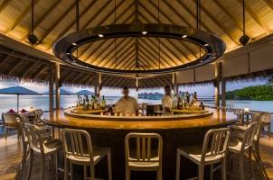 Maledives COMO Maalifushi - Bar
