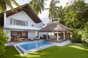 Maledives COMO Maalifushi - Maalifushi Two Bedroom Beach House