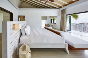 Maledives COMO Maalifushi - COMO Residence Bedroom