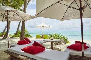 Maledives COMO Maalifushi - Private Picnic Island