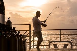 Maledives Four Seasons Explorer - Fishing