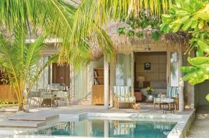 Kanuhura Maldives - Grand Beach Pool Villa