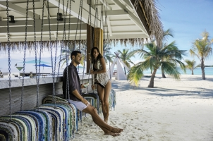 Kanuhura Maldives - Iru Lounge