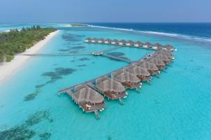 Kanuhura Maldives - Overwater Villas