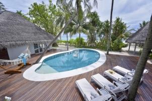 Kanuhura Maldives - Sanctuary Pool Villa
