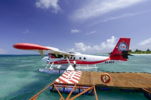 Kanuhura Maldives - Seaplane