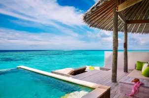 Maledives Six Senses Laamu - Laamu Water Villa