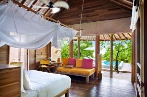 Maledives Six Senses Laamu - Ocean Beach Villa with Pool