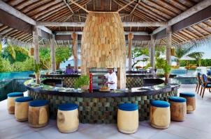 Maledives Six Senses Laamu - Restaurant