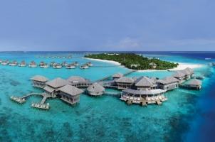 Maledives Six Senses Laamu - Panorama