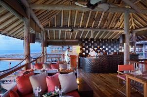 Maledives Six Senses Laamu - Zen Restaurant