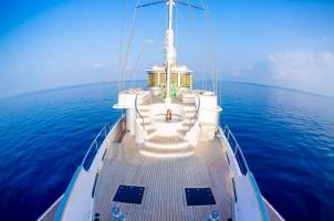 Maledives Soneva Aqua - Aqua Deck