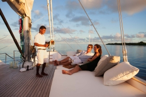 Maledives Soneva Aqua - Aqua Sunset Cruise