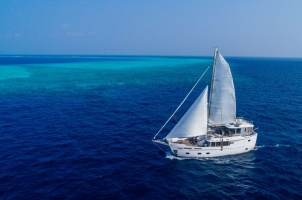 Maledives Soneva Aqua - Aqua with Sail