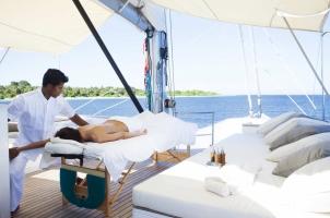 Maledives Soneva Aqua - Spa treatment