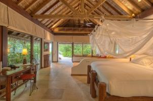 Maledives Soneva Fushi - Family Villa Suite with Pool