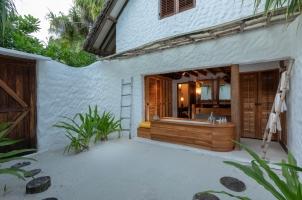 Maledives Soneva Fushi - Crusoe Villa