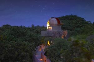Maledives Soneva Fushi - Astronomy