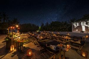 Maledives Soneva Fushi - Cinema Paradiso
