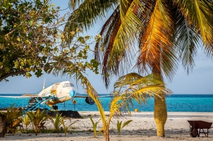 Maledives Soneva Fushi - Local Islands